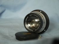 ' 13.5cm ' Carl Zeiss Tessar 13.5cm 4.5 Vintage 43mm Screw Fit Lens £39.99